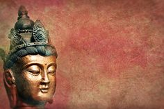 Buddha on Grunge