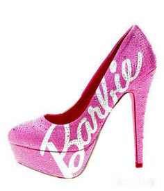 I need these to go with my Barbie t-shirt and Barbie backpack