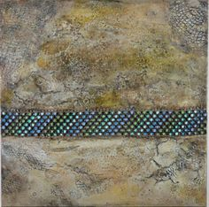 "Items similar to Abstract Contemporary Modern Wall Art Textural Painting ""The Beltway"" on Etsy Modern Wall Art, Modern Contemporary, Green Accents, Painting Edges, Abstract Wall Art, Gold Paint, Canvas Size, Texture, Handmade"
