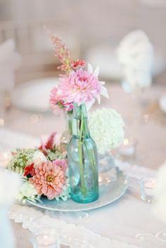 decoracion mesa navidea vintage azula y plateado buscar con google