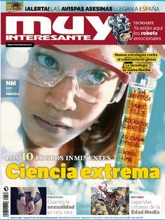 Portada del número 372 de la revista Muy Interesante, perteneciente al número de Mayo de 2012.
