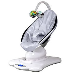 MamaRoo Bouncer.  Love this idea!  Will have to check it out more when we actually need it...