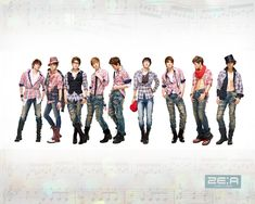 Best #Featured, ZE:A Wallpaper collection. Download all of ZE:A KPOP Melody HD Wallpaper Wallpaper collection here.