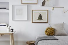 my scandinavian home: A small Swedish space in creams and milky whites