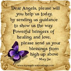 Angels watching over us. Mantra, Archangel Prayers, Angel Guide, Free Angel, I Believe In Angels, Angel Numbers, Angel Pictures, Angel Cards, Angels In Heaven