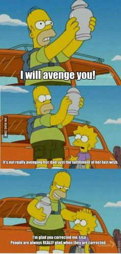 I Will Avenge You!