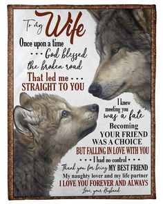Love My Wife Quotes, Soulmate Love Quotes, I Love My Wife, True Love Quotes, Husband Quotes, To My Daughter, To My Wife, Awesome Quotes, Great Gifts For Wife
