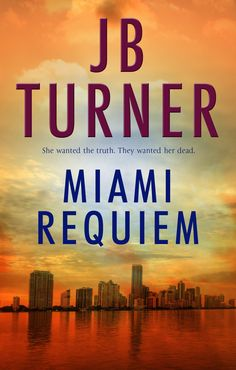 Lovely artwork from Jem Butcher for my thriller Miami Requiem. Very good job.