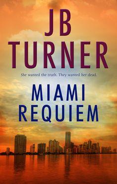 Lovely artwork from Jem Butcher for my thriller Miami Requiem. Very good job.