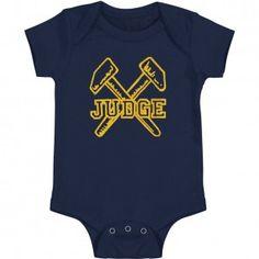 Judge Logo Bodysuit