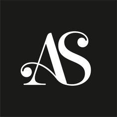 Unused AS logotype