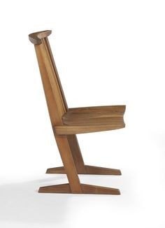 Conoid Chair