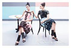A Very Sweet Blog: Oscar de la Renta 2013 Spring Ad Campaign