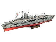Revell Model Kit - Aircraft carrier Graf Zeppelin 05055