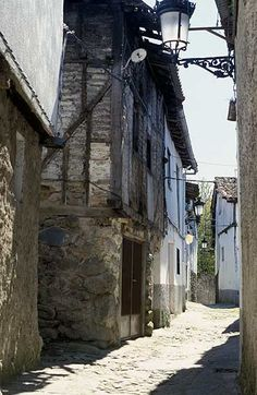 Hervás, Granadilla, Cáceres, Extremadura, SPAIN.