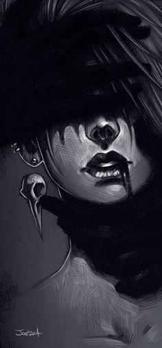 Black hands by sashajoe.deviantart.com on @DeviantArt