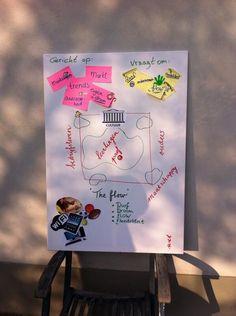 Het concept van een droomschool voor de Briant