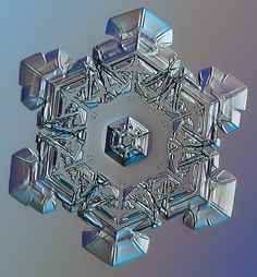 by Alexey Klyatov Ice Club, Snowflake Photos, Ice Crystals, Snow Flakes, Natural Phenomena, Macro Photography, Geometry, Frost, Character Design
