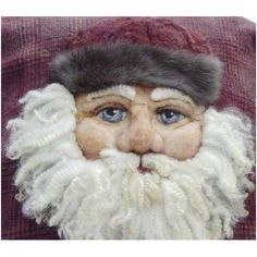 needle felted santa faces | Learn To Make a Needle Felted Santa Face in Loveland, OH - Nov 22 ...