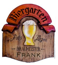 Hey, I found this really awesome Etsy listing at https://www.etsy.com/listing/155233354/german-biergarten-personalized-beer-pub
