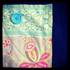 pocket detail of Yoga mat bag