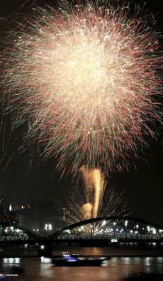 IN PHOTOS: Breathtaking fireworks over downtown Tokyo #Japan #travel #guide #TheRealJapan #Japanese #howtotravel #vacation #trip  #explore #adventure #traveltips #traveldeeper www.therealjapan.com Fireworks Festival, Hanabi, World Heritage Sites, Tourism, Japanese, Vacation, Explore, Adventure, Tokyo Japan