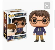 Pops! Movie: Harry Potter - Harry Potter Christmas Sweater (Exclusive Hot Topic)