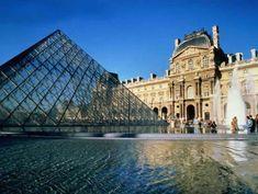 Louvre,lugar para visitar y dejar que te enamore con su belleza..
