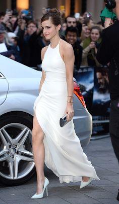 Vogue Daily — Emma Watson in Ralph Lauren