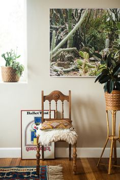 This Just In: Printable Botanical Posters from Sycamore Street