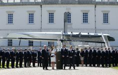 Kate Middleton - Kate Middleton Helps Launch America's Cup