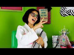 Jazzy has a weird Illness! Seven Super Girls, Supergirl, Love Her, Music Videos, Weird, Youtube, Outdoors, Technology, Amazon