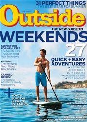Outside Magazine June 2012