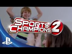 Sports Champions 2 - Announce Trailer