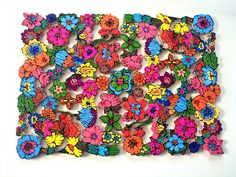 Wooden Jigsaw Puzzle JUST A CHALLENGE Custom puzzle Hand Cut Brain teaser  Handcrafted Picture puzzle  Colorful Flower puzzle Wood jigsaw by mrgogoworkshop on Etsy