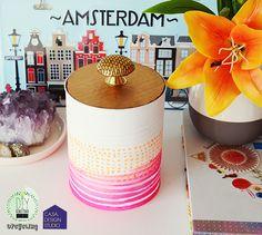 DIY Coletivo: Dá para usar lixo na decoração ~ Casa Design Studio