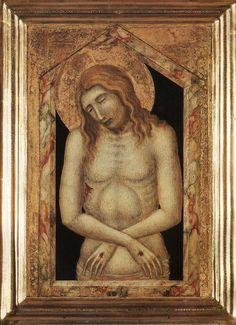 Pietro Lorenzetti, Pietà, 1320s, Lindenau Museum (646×891)