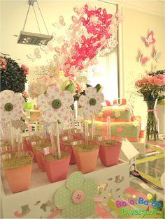 Jardim Encantado - esta é a inspiração de cores e decoração!