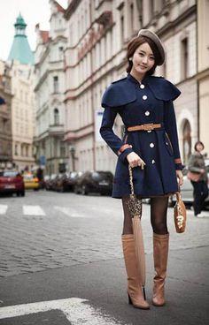 Love this fall coat!
