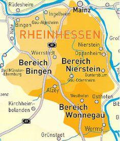 Wein aus Rheinhessen
