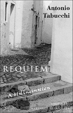 Requiem: A Hallucination by Antonio Tabucchi (recently read by Steven, our sales director)