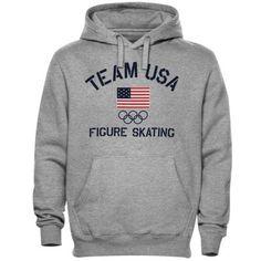 USA 2014 Sochi Winter Olympics Figure Skating Hoodie #usa #olympics #teamusa