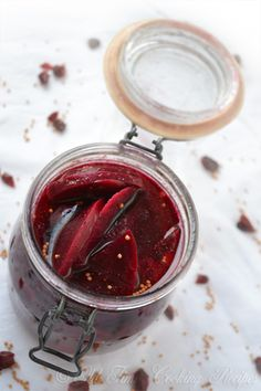 Beet Pickle Recipe