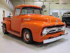 1956 Ford F100, my year !!