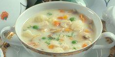 Pileća ragu juha