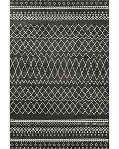 """large charcoal rug 