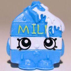 New Shopkins Season 1 Collectible Shopkin Figure 1 067 Spilt Milk | eBay