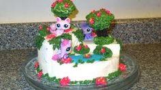 Littlest Pet Shop Cake - YouTube