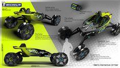 Michelin Challenge Design 2015: the winners - SIC Project by Aurelien Deleuze, Pierre-Hugues Vallin & Robinson Mancaux