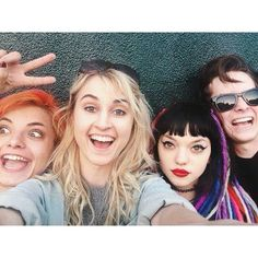 Hey Violet. they are an up and coming punk rock band recently signed on by hi or hey records (5sos's label) and are fantastic. if u haven't already i would definitely check them out. ;)